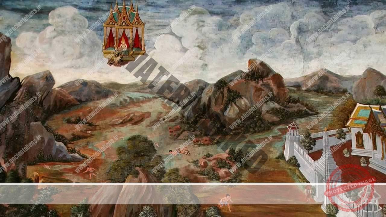 خدایان، ارابههایشان و فراتر از آن 3