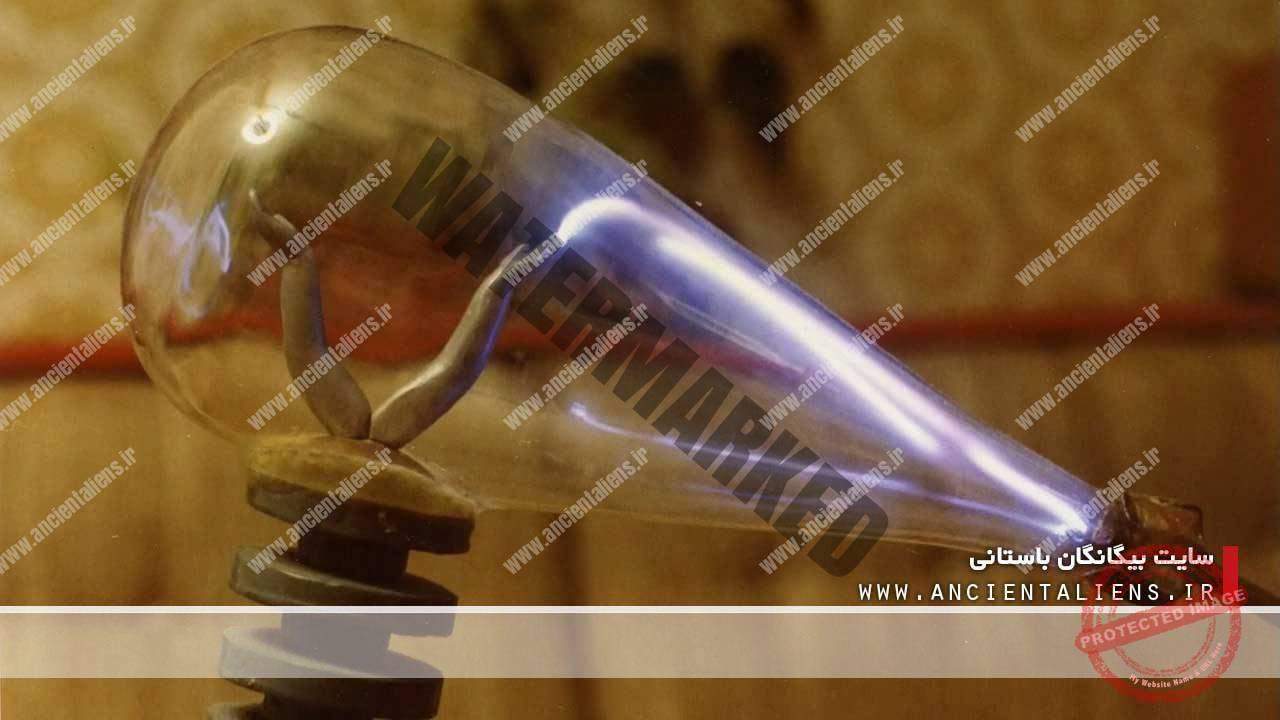 لامپ روشنایی در اهرام مصر