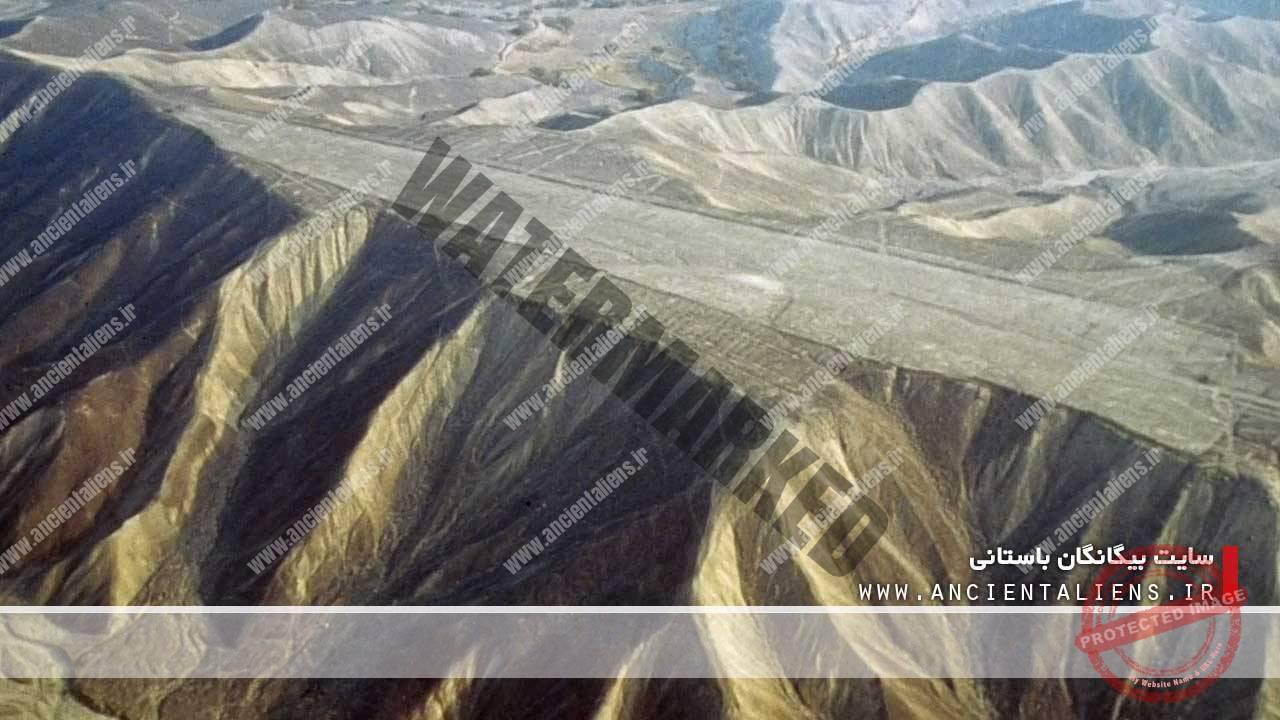 کوههای بریده شده نازکا