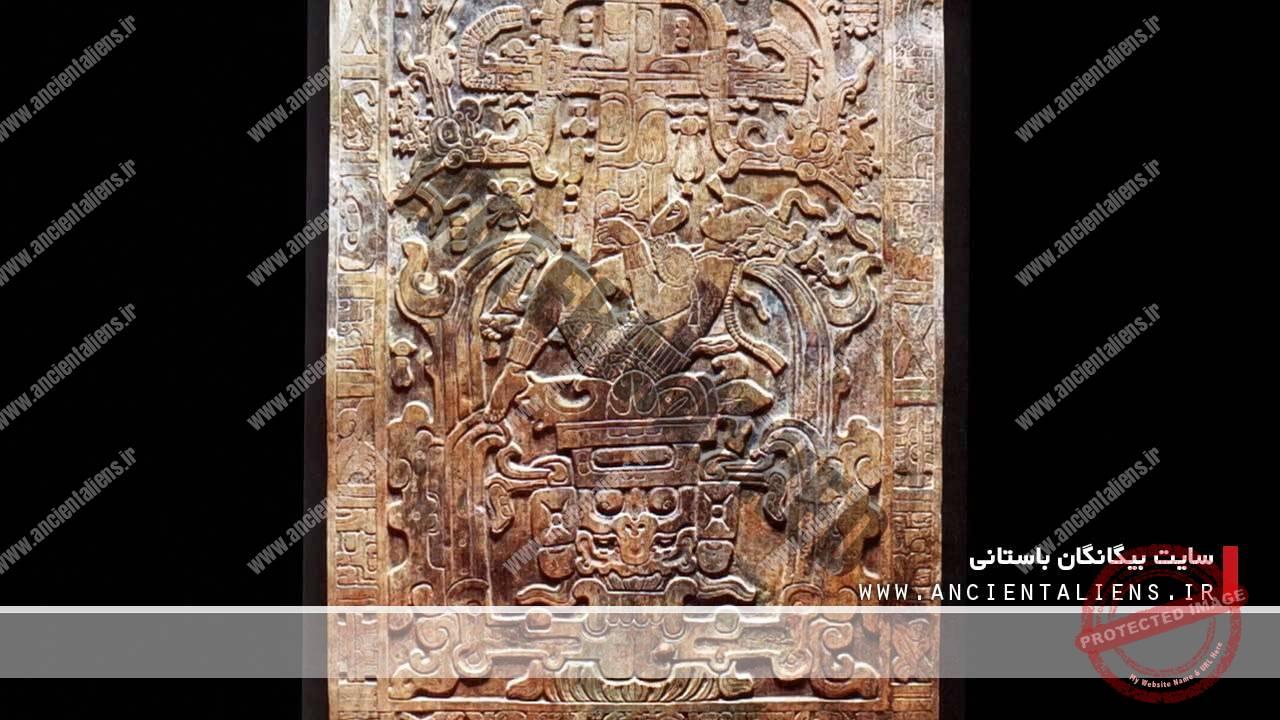 قبر شاه پاکال