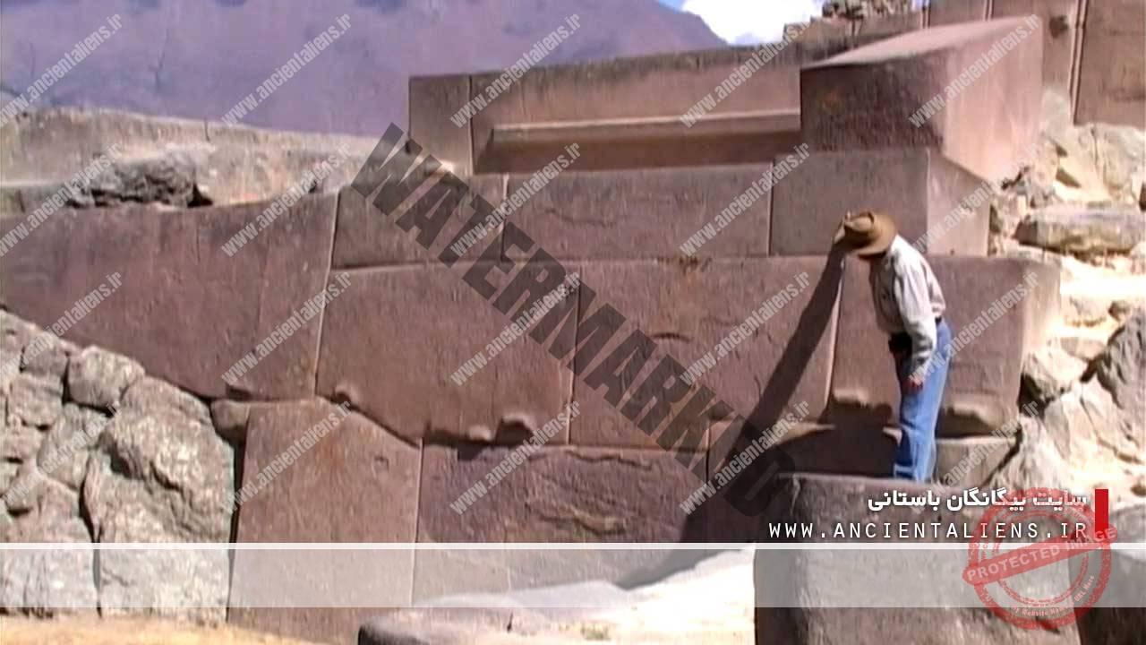 سازههای عظیم سنگی