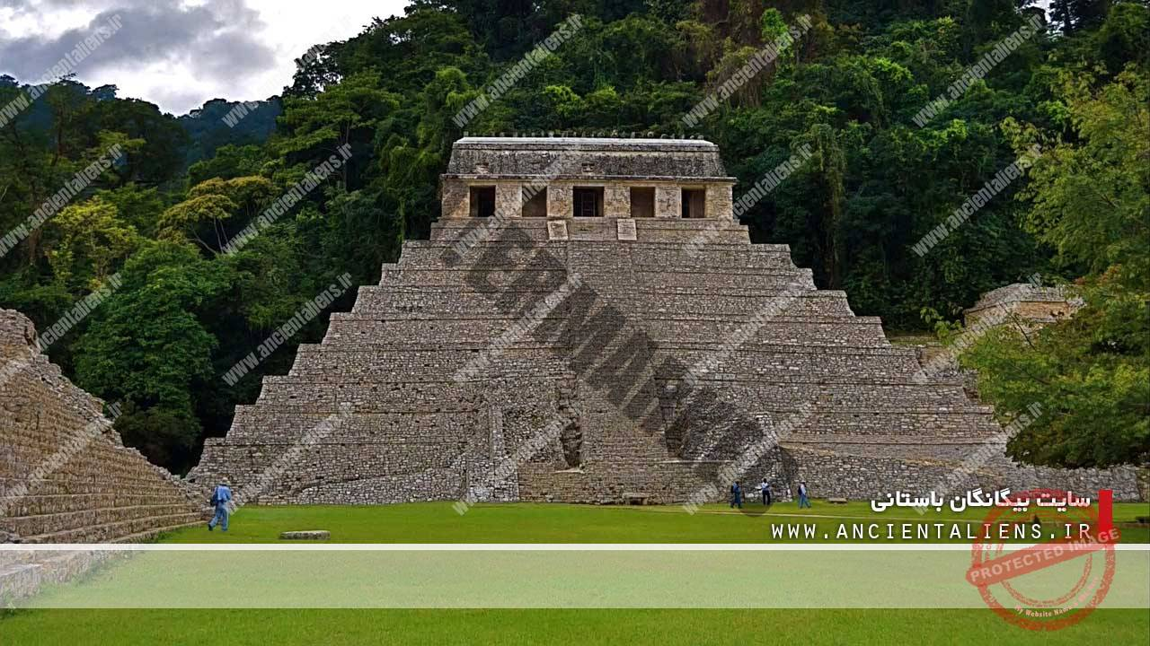 هرم در مکزیکو