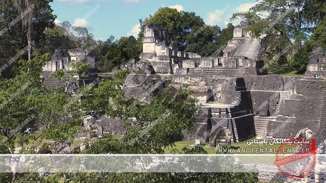 معبد سنگی تیکال