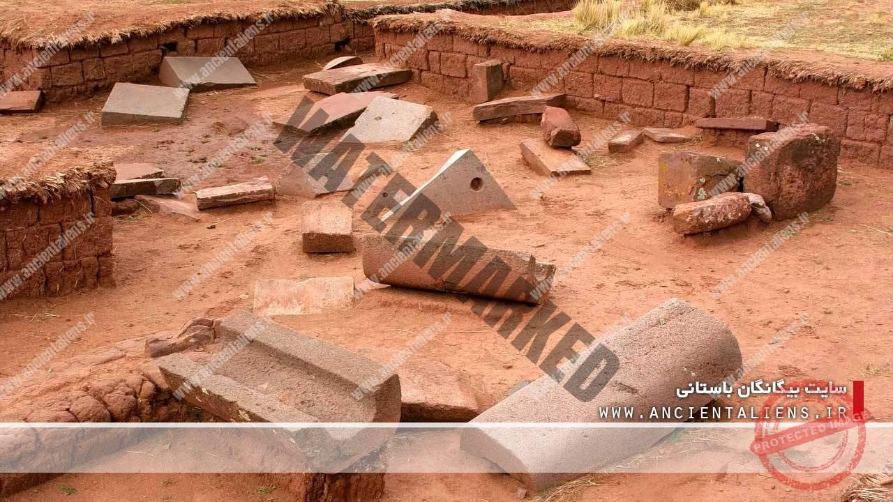 آثار باستانی پوما پونکو