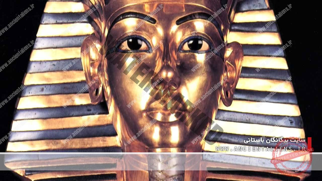 فرعون توتانخامن (توتعنخآمون) - مصر