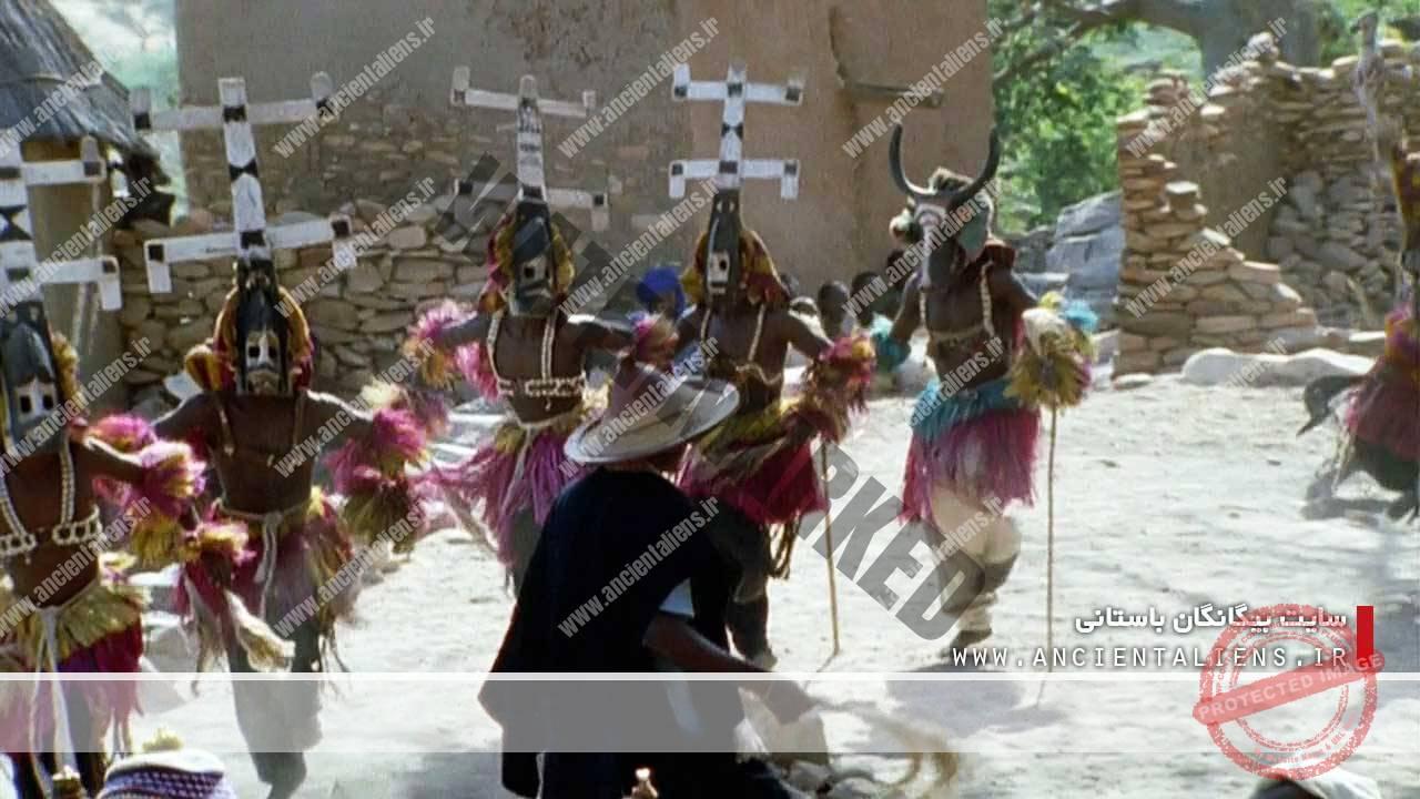 قبیله دوگان، آفریقا، مالی