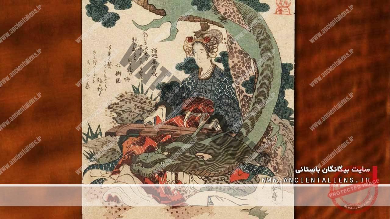 اژدها، چین