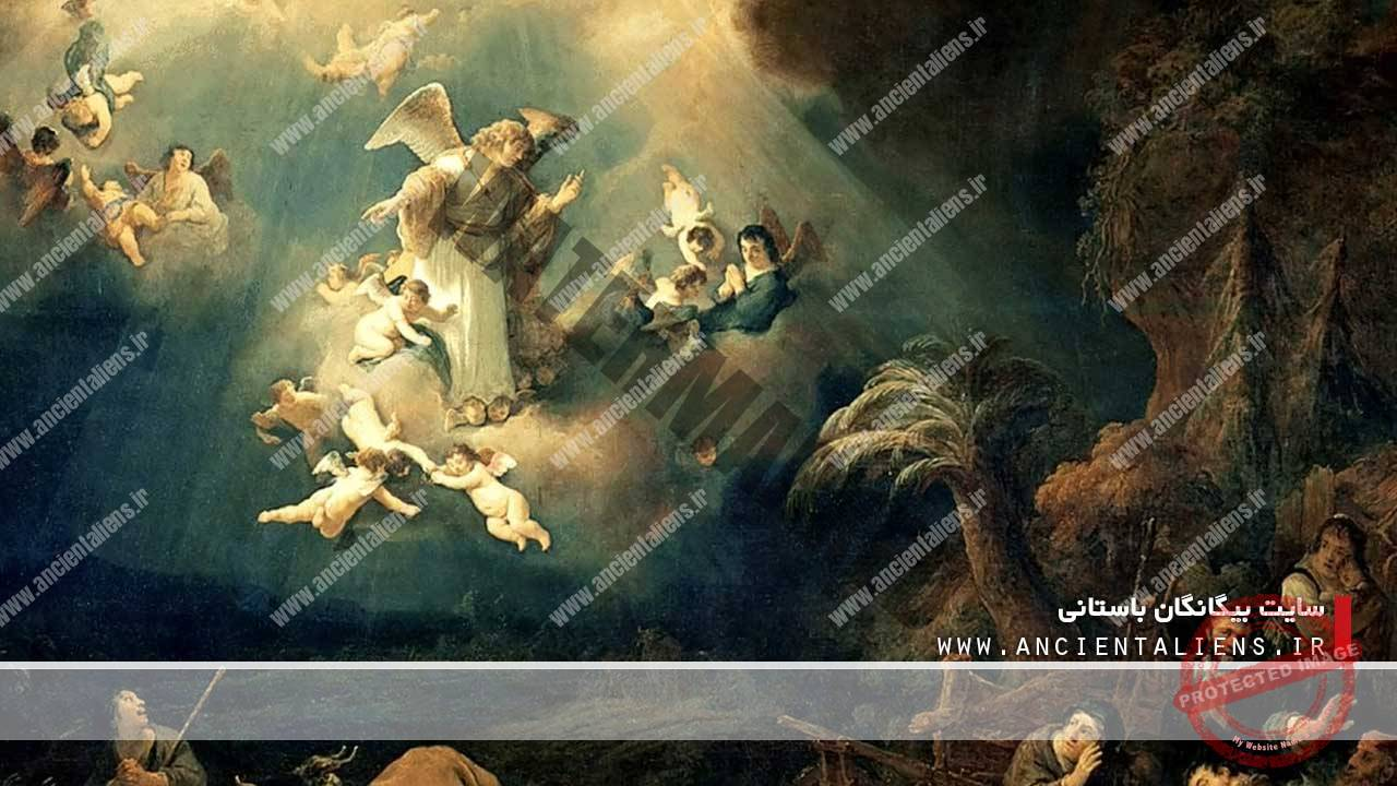 موجودات آسمانی