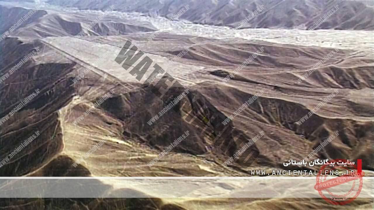 کوههای سر بریده در نازکا