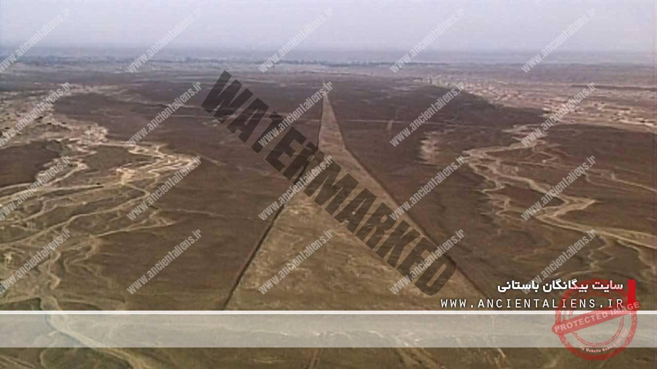 خطوط نازکا در پرو
