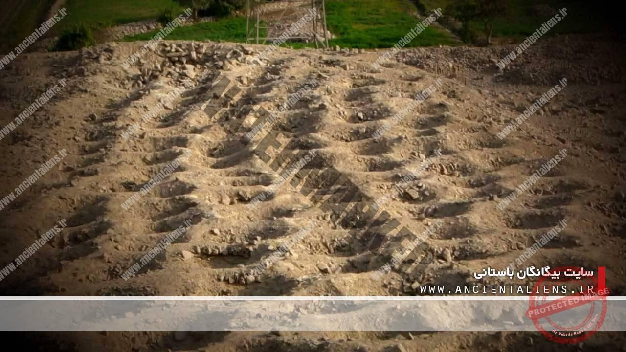 نوار حفرهها در پرو