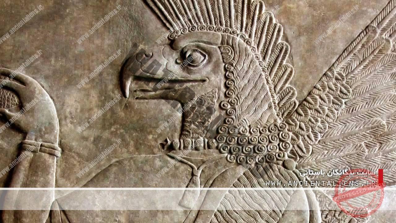 آنوناکی، سومر باستان
