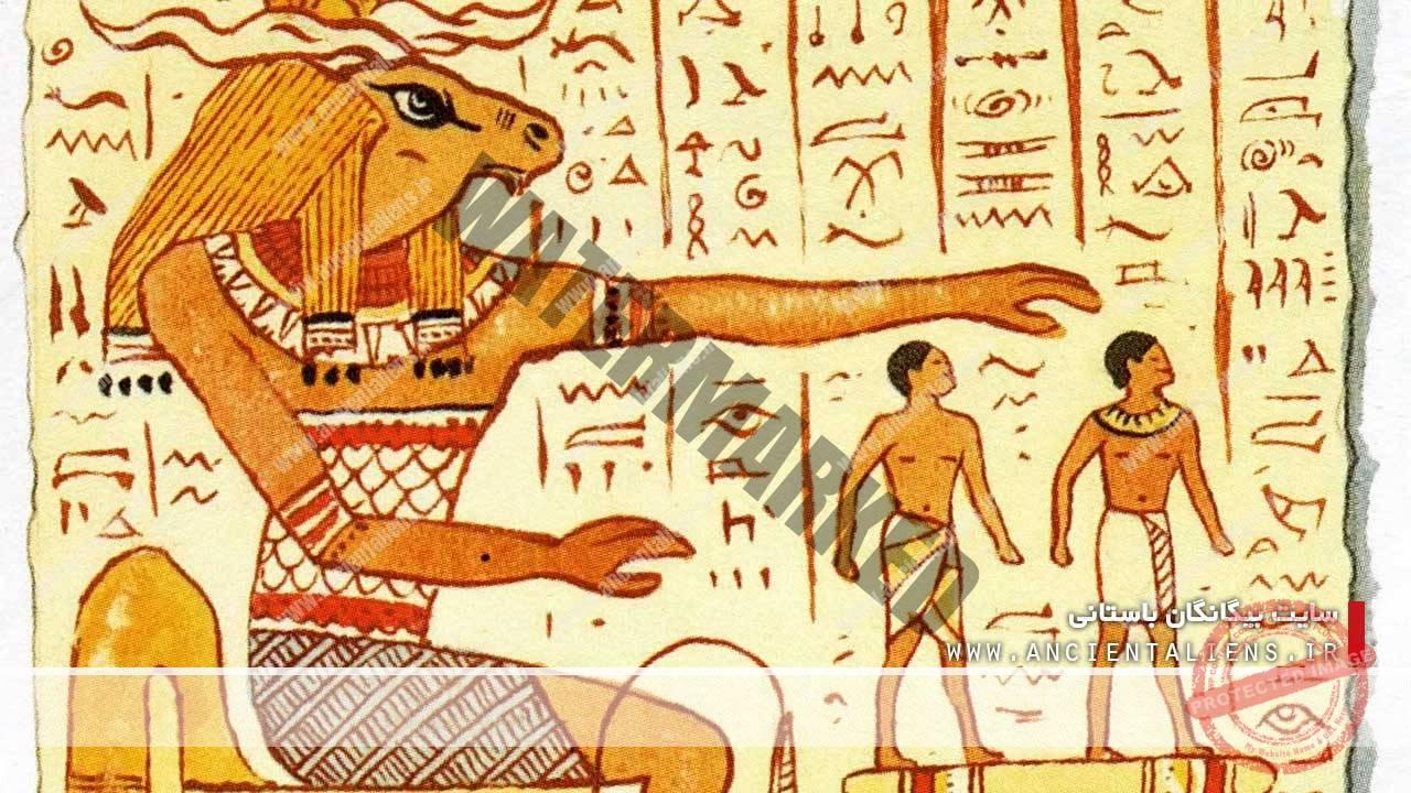 دستکاری ژنتیک در دوران باستان
