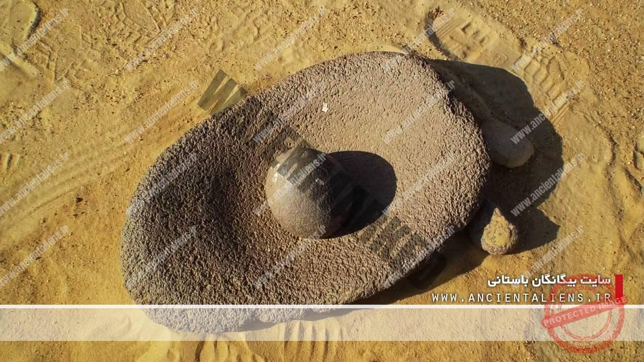 دشت نجومی در مصر