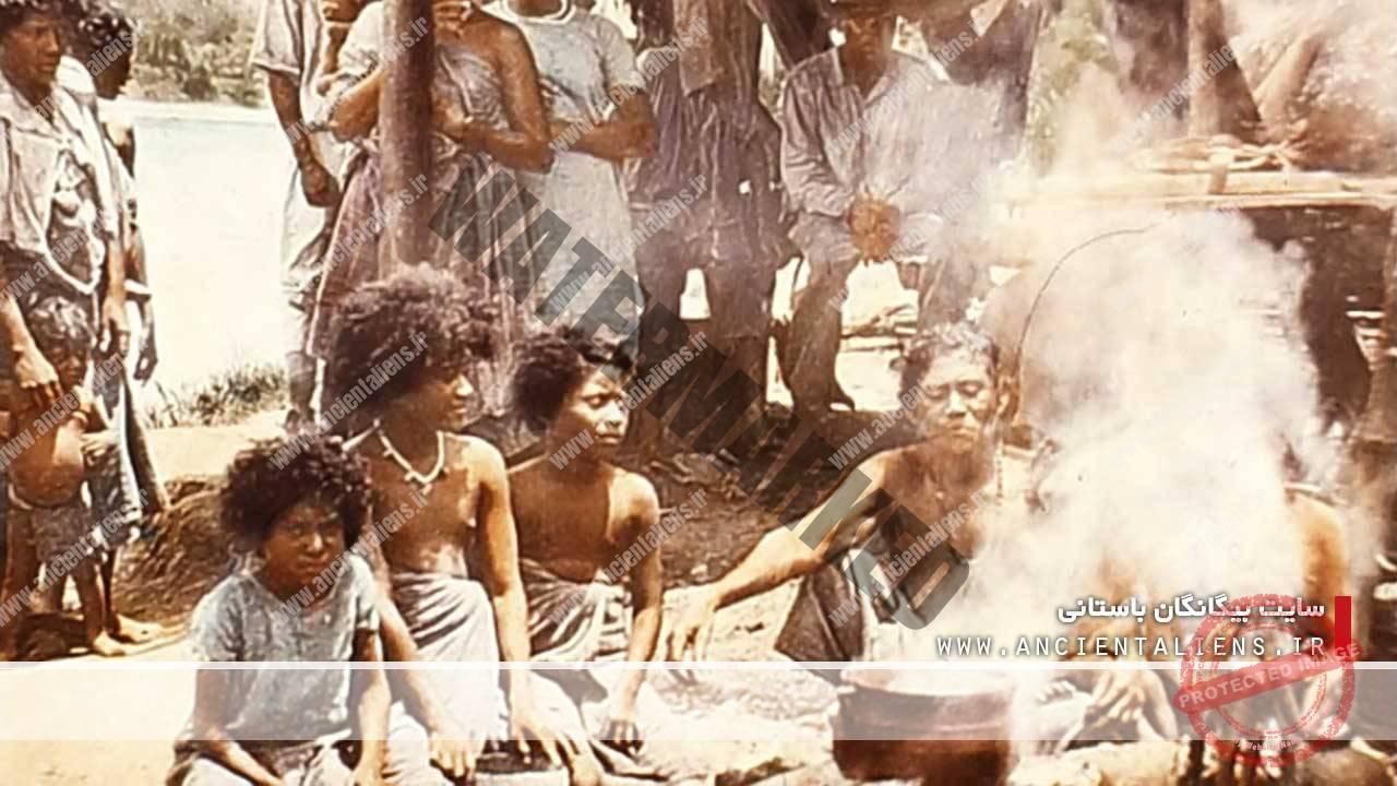 بومیان آمریکای مرکزی