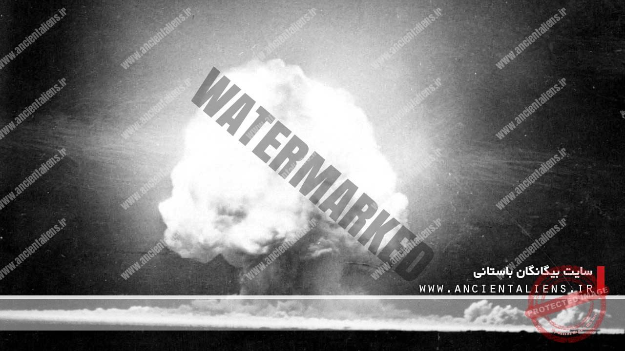 آزمایش بمب اتم در آلاموگوردو