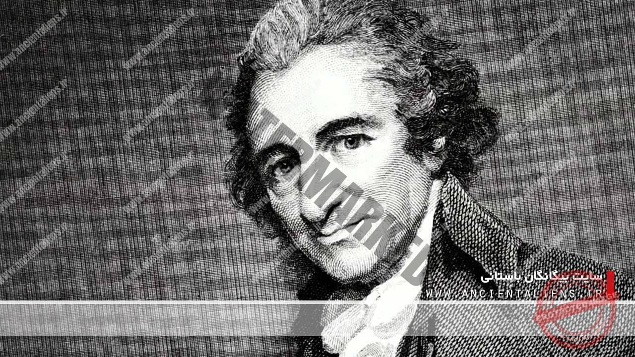 توماس پین از پدران بنیانگذار
