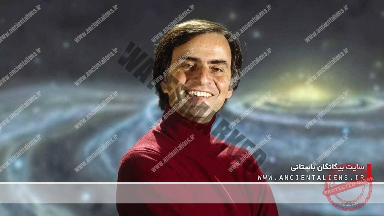 دکتر کارل سگان، ستارهشناس