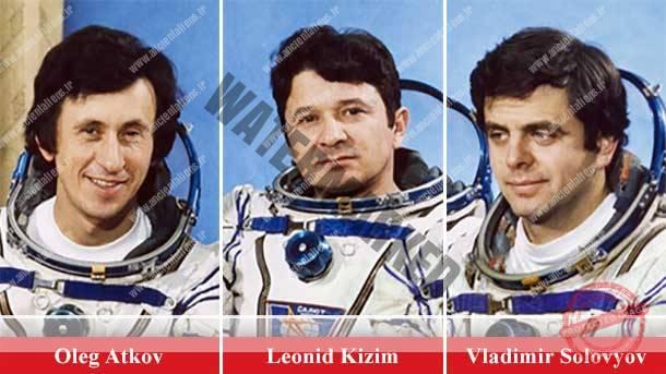 رؤیت فرشتگان توسط فضانوردان