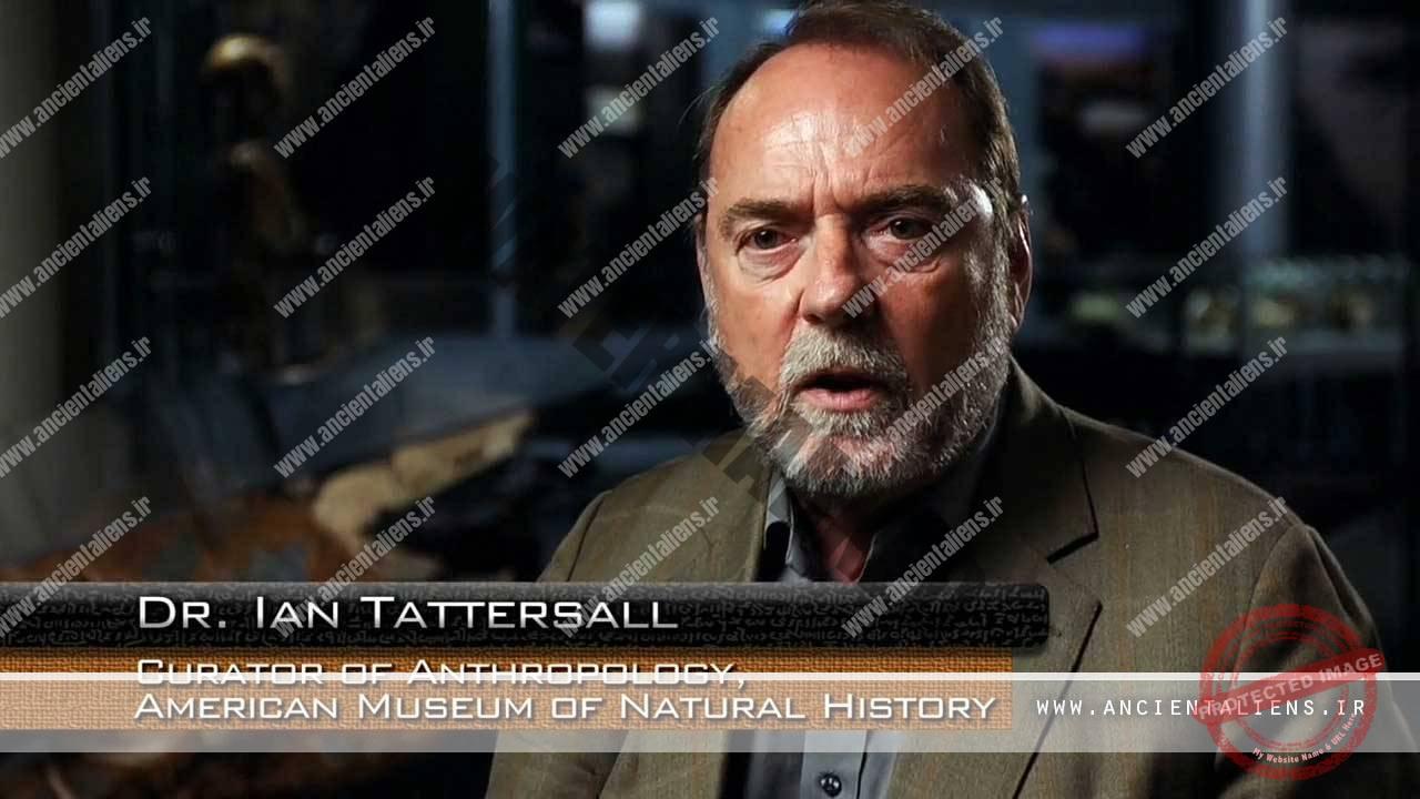 Dr. Ian Tattersall