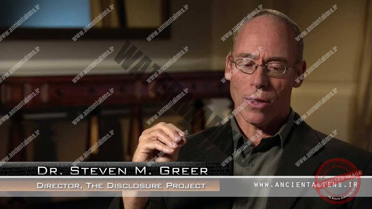Dr. Steven M. Greer