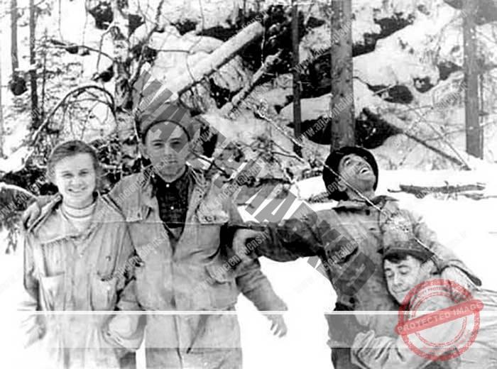 کوه مرگ در روسیه