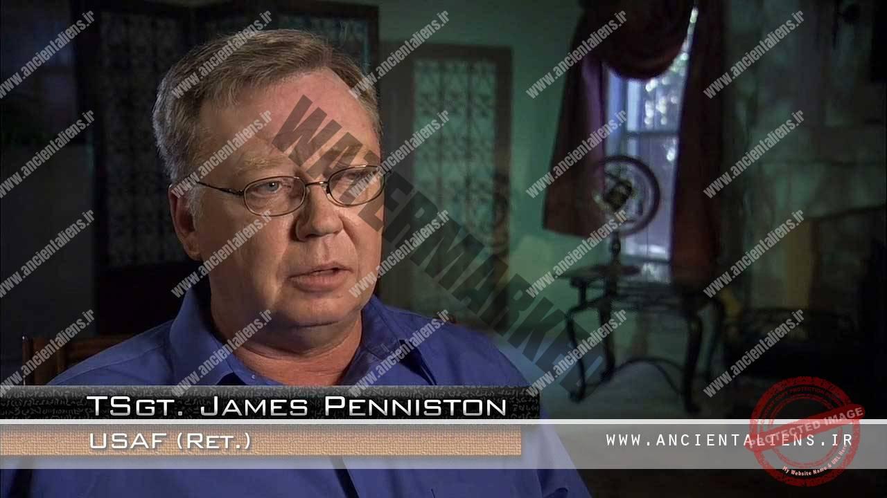 TSgt. James Penniston