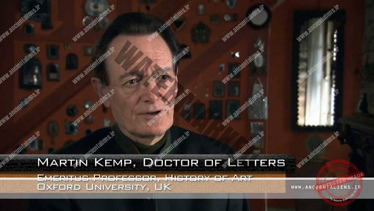 Martin Kemp, Doctor of Letters