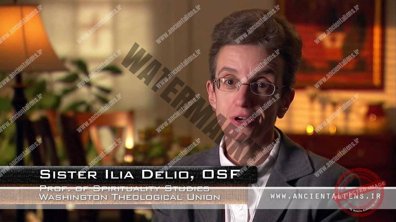 Sister Ilia Delio