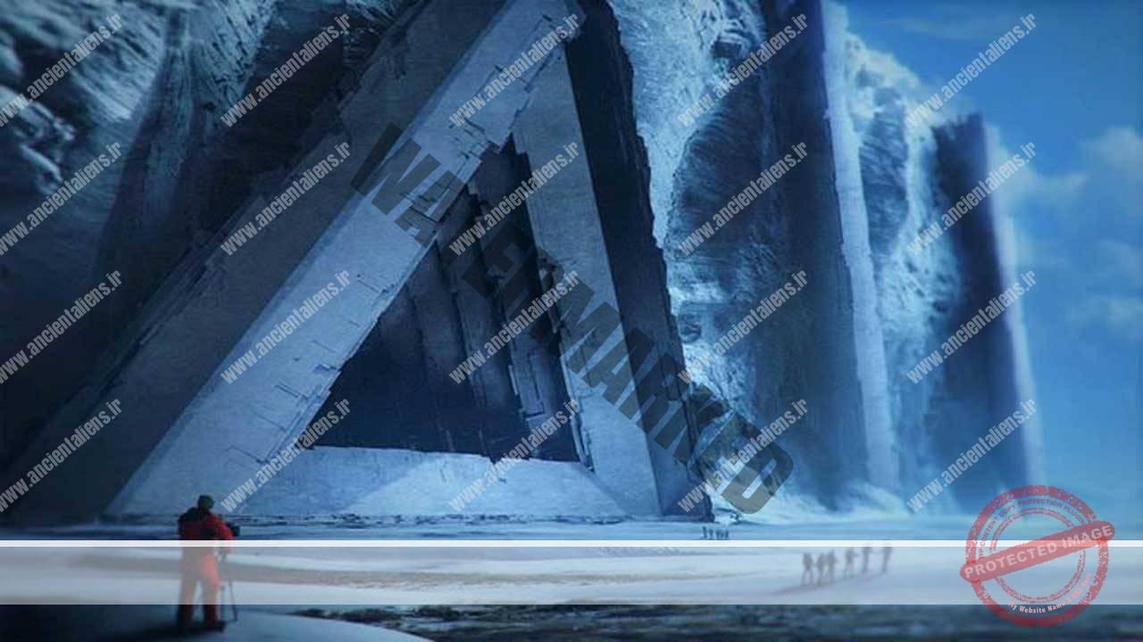 مستند رایش سوم: عملیات یوفو (پایگاه نازی در قطب جنوب)